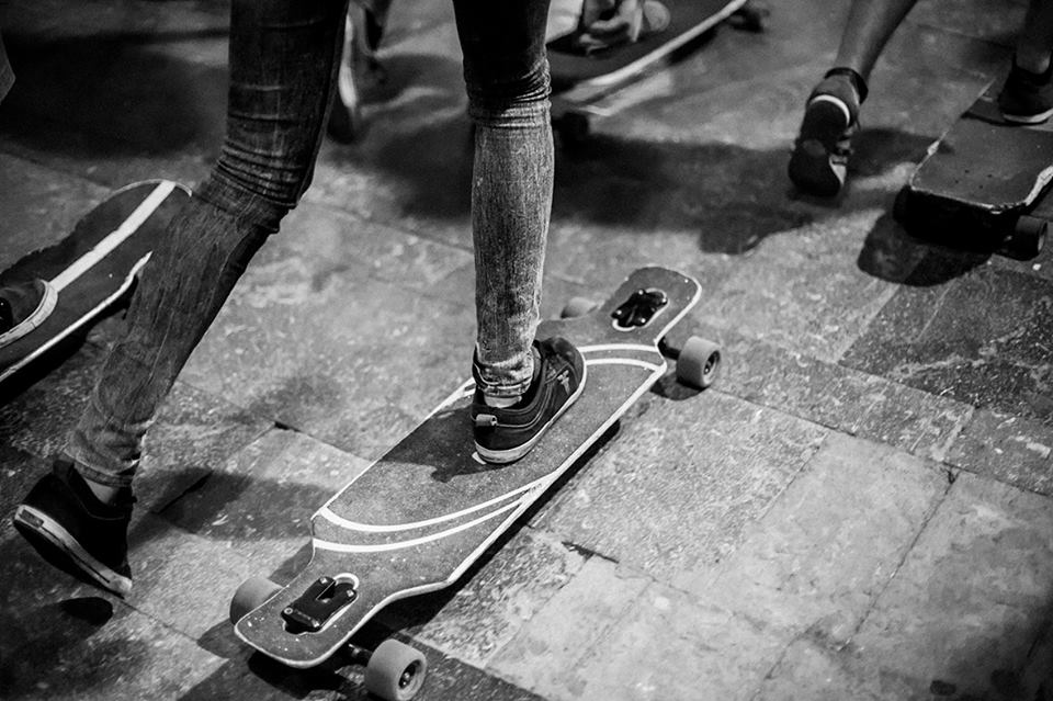 Semana Movilidad europea 2015 patinete