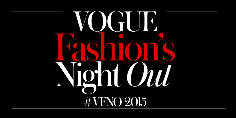 Isolée y Tiwel Vogue Fashion's Night