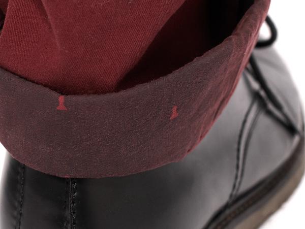 lookbook tiwel detalle bajo pantalon