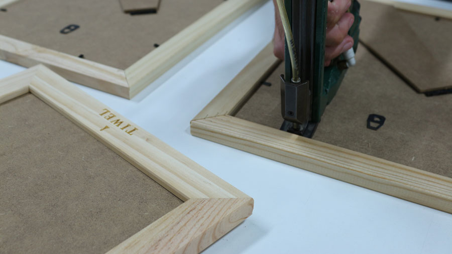 marcos tiwel colocación puntas
