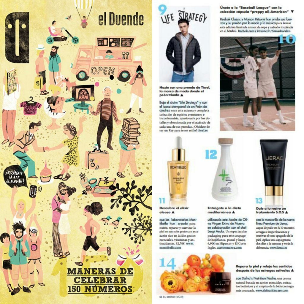 tiwel 150 revista elduende madrid