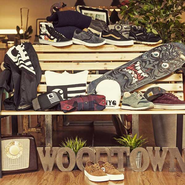 Vídeo Woodtown Store Vigo Tiwel