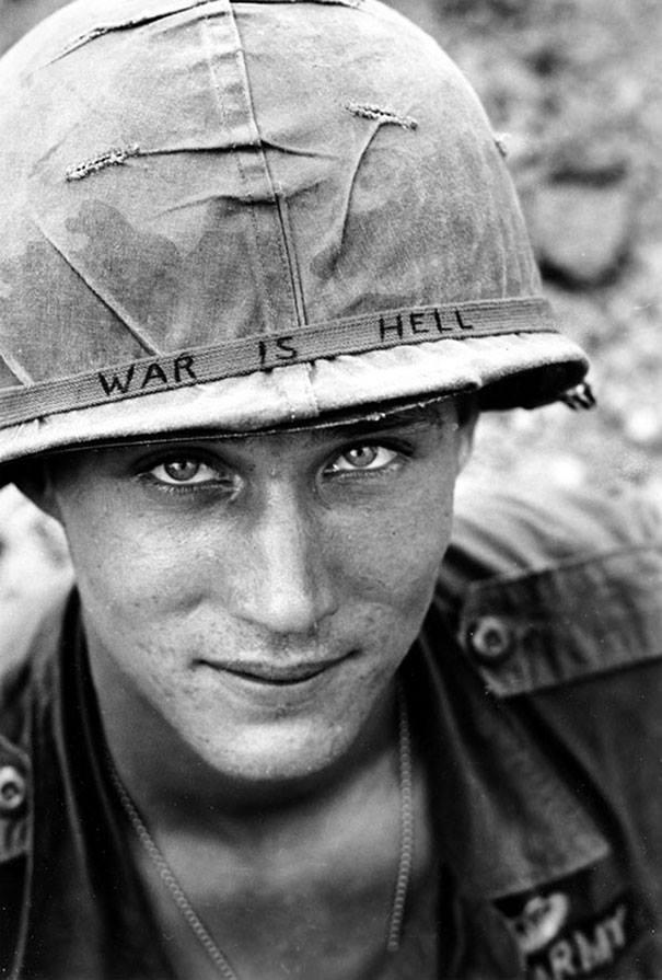 soldado desconocido Vietnam