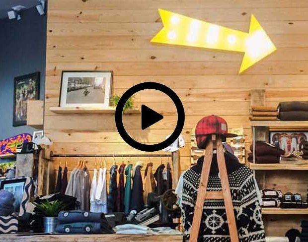 woodtown shop vigo ropa
