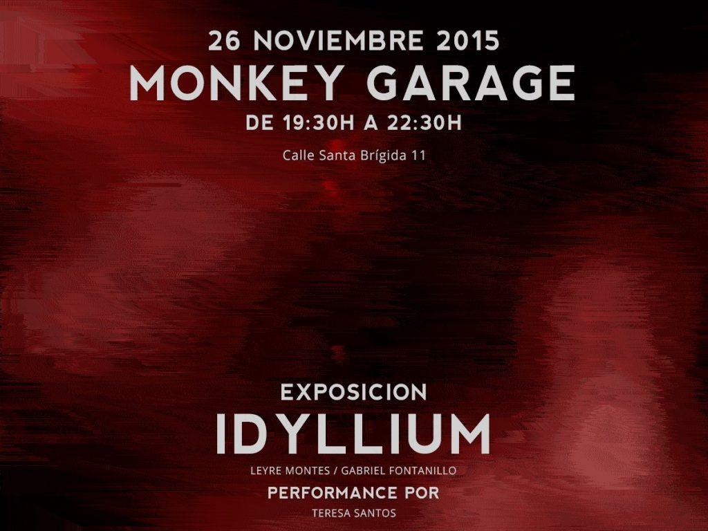monkey garage Idyllium