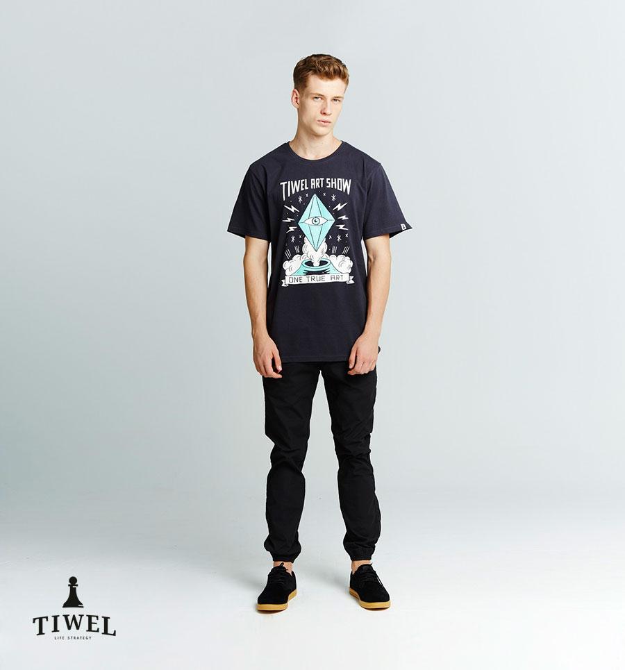Tiwel Magicomora camiseta