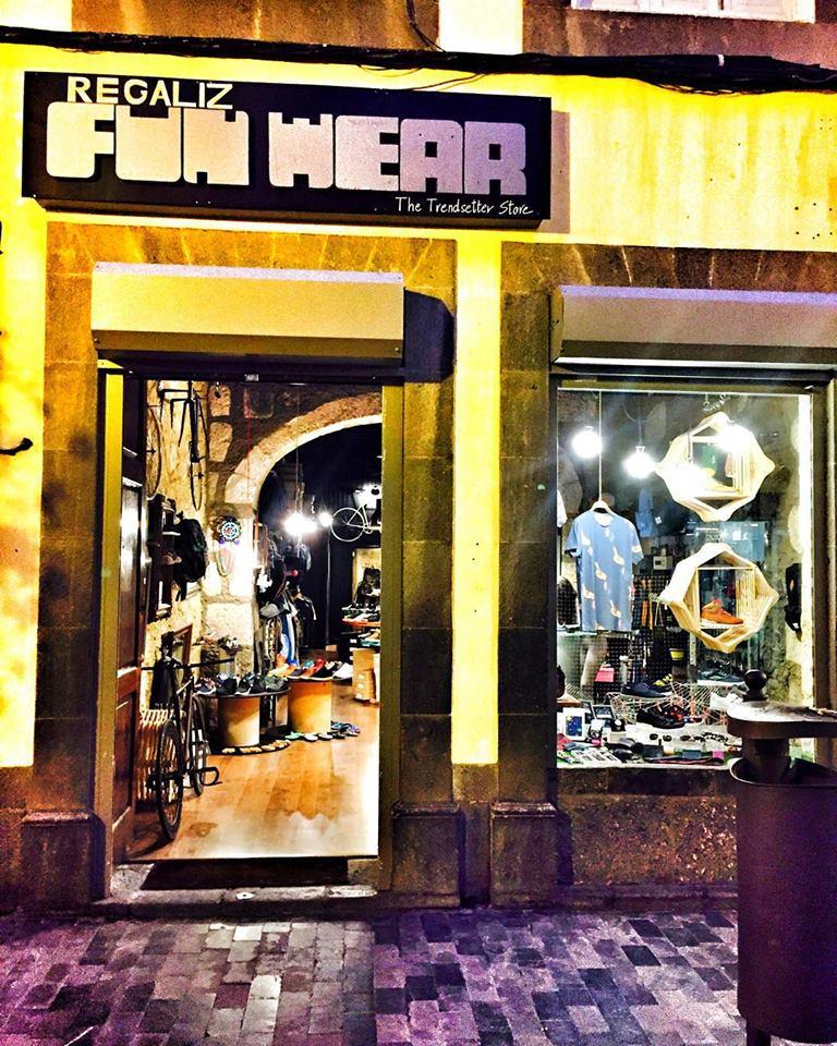 regaliz funwear trend setter store