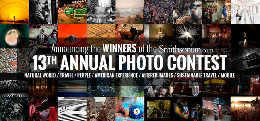 Ganadores concurso de fotografía Smithsonian 2016