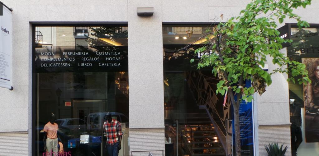 isolee tienda madrid gourmet