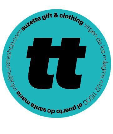 suzette shop logo tienda ropa