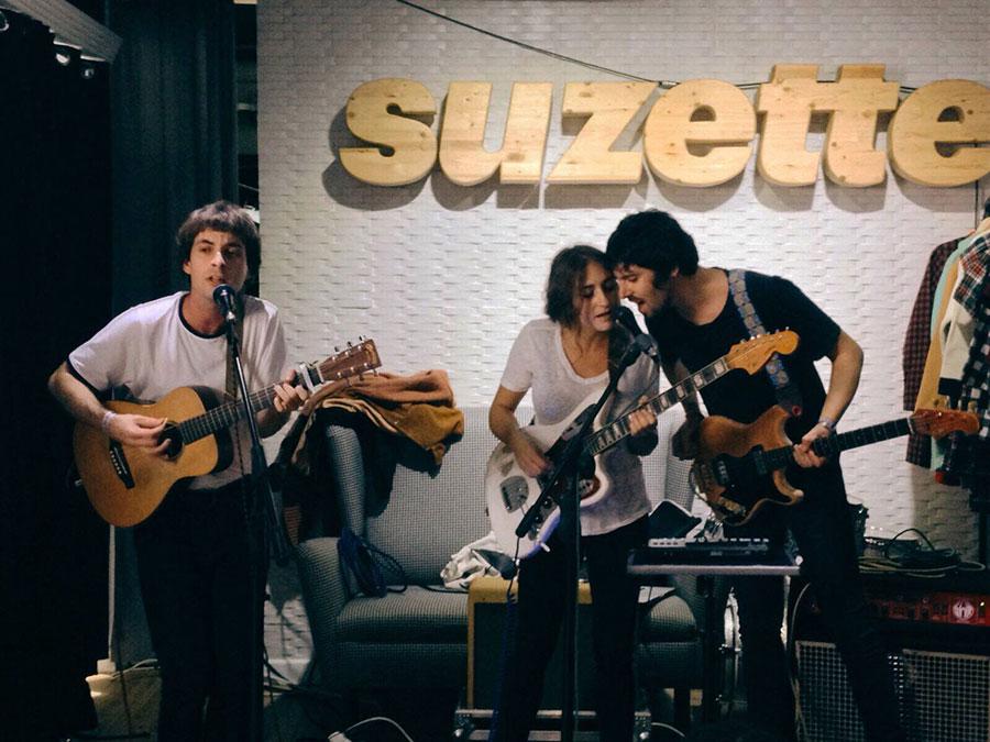suzette tienda música directo