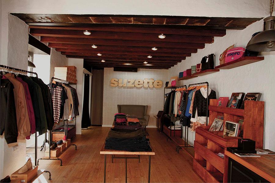 Suzette, una tienda que rompe esquemas