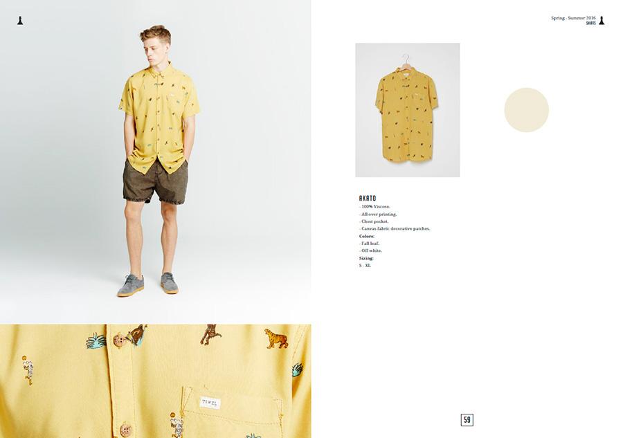tiwel camisa akato neo2