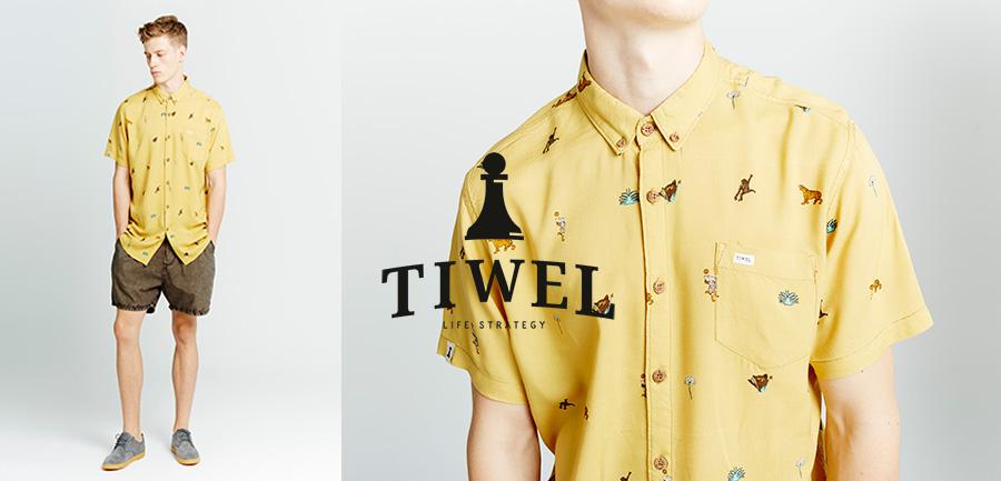Camisa Tiwel Akato en Neo2