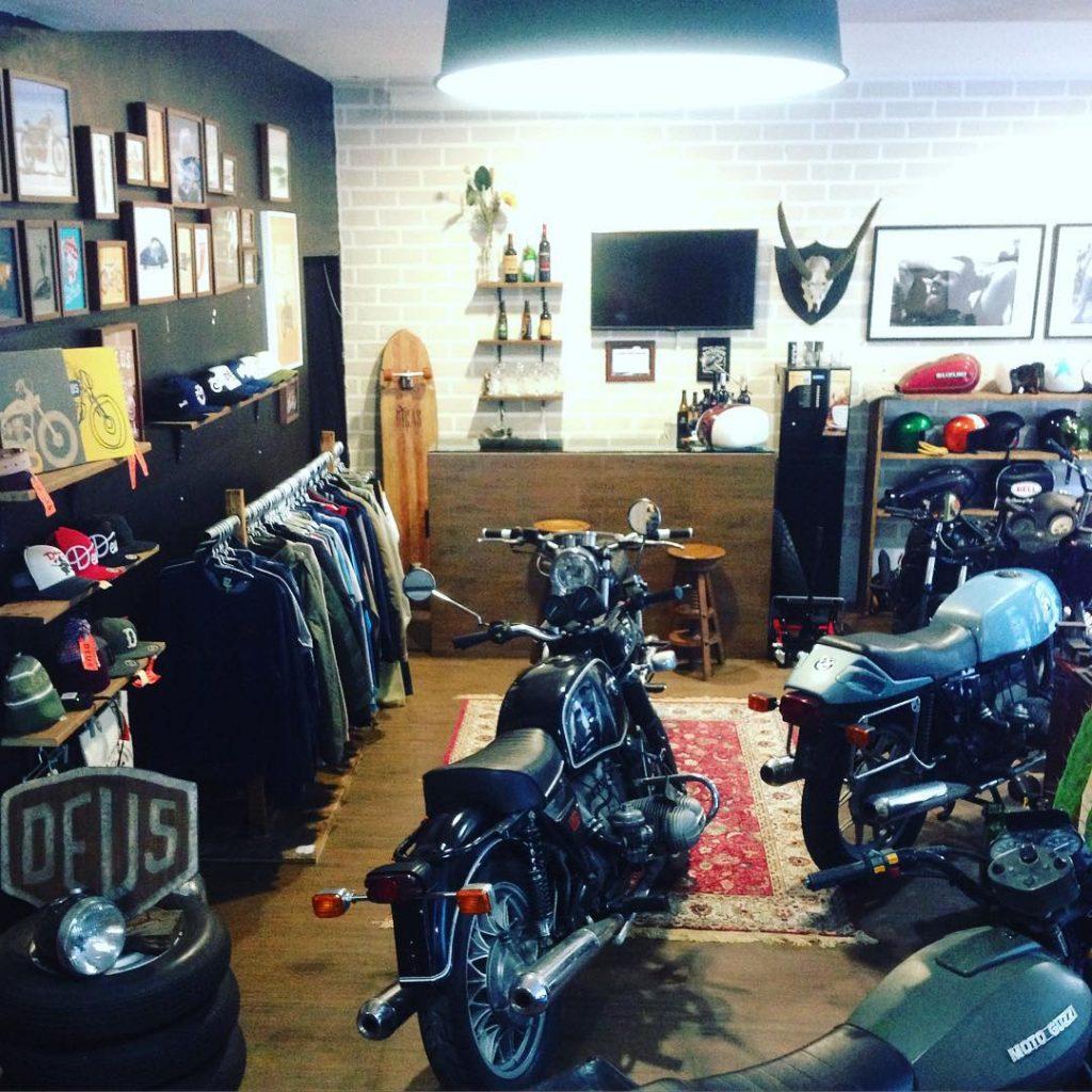 backdoor garage shop