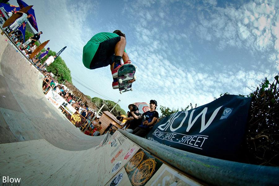 blow skate street shop