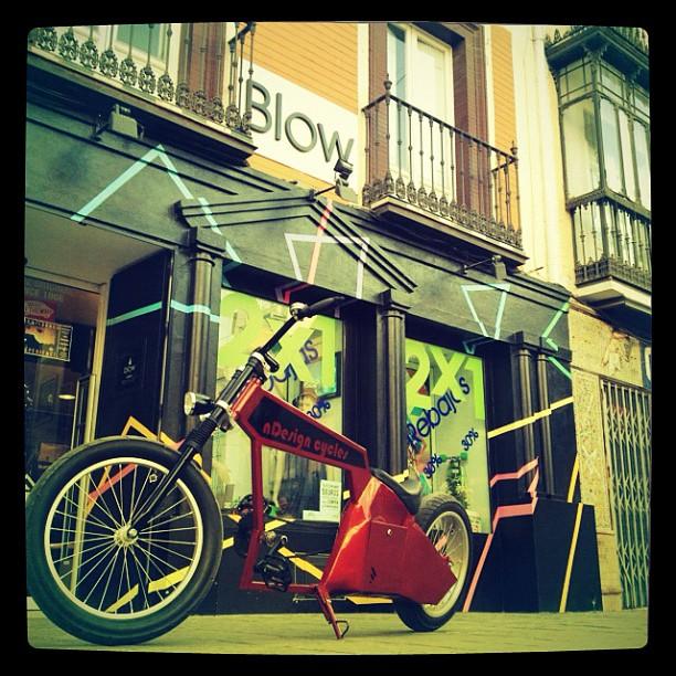 blow street ofertas sevilla
