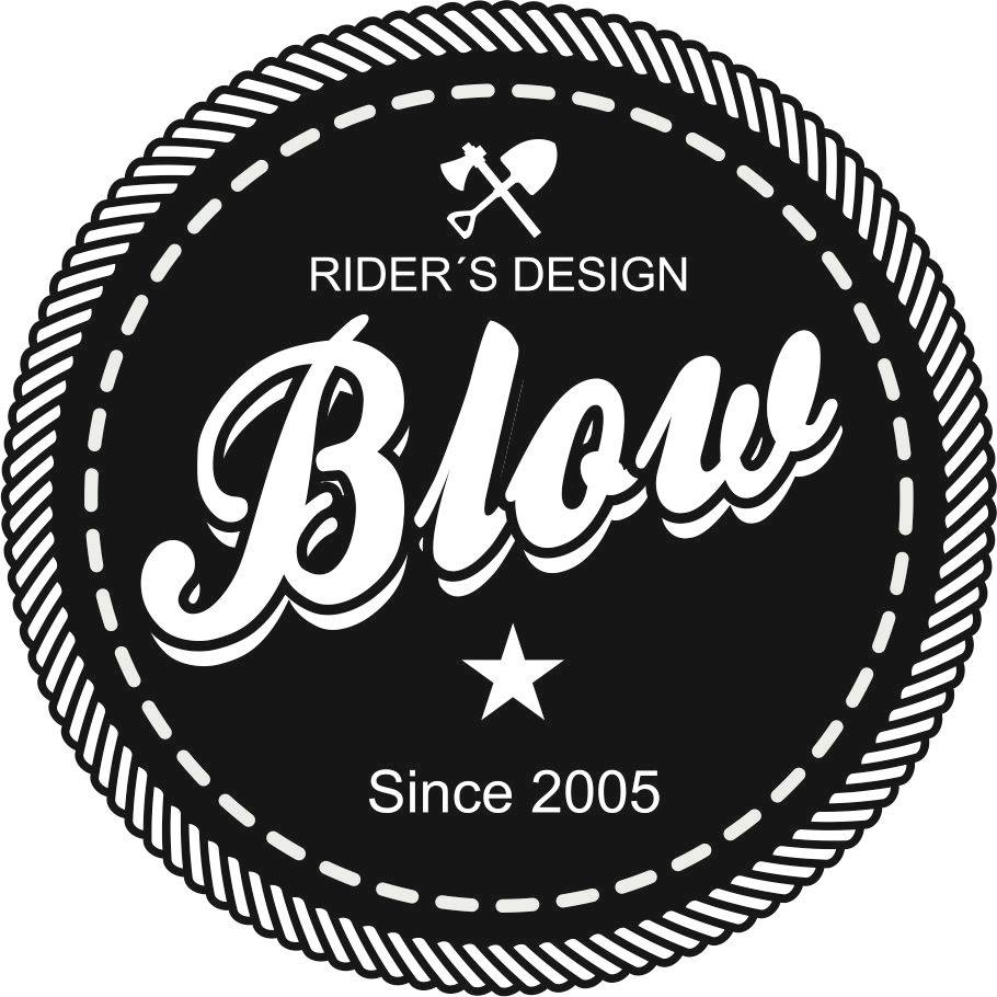 blow street shop logo