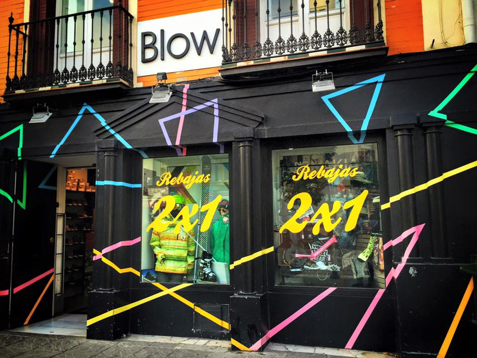 blow street shop surf skate