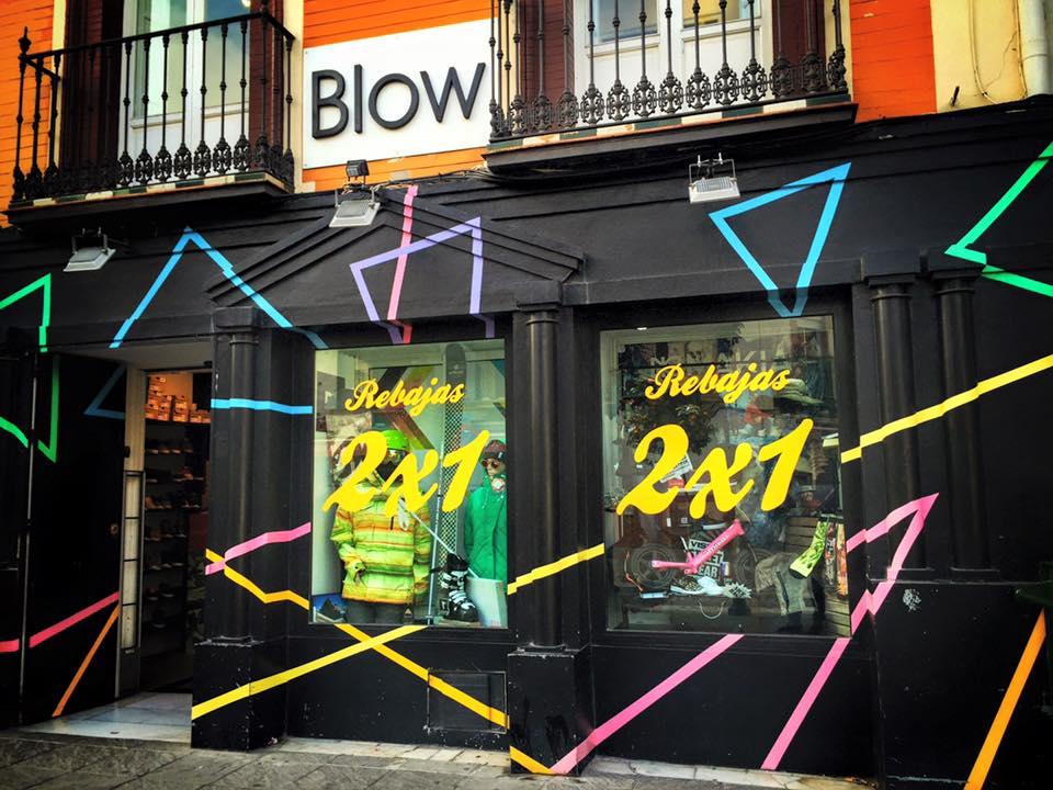 blow street shop surf skate