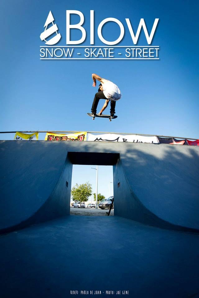 blow street skate sevilla