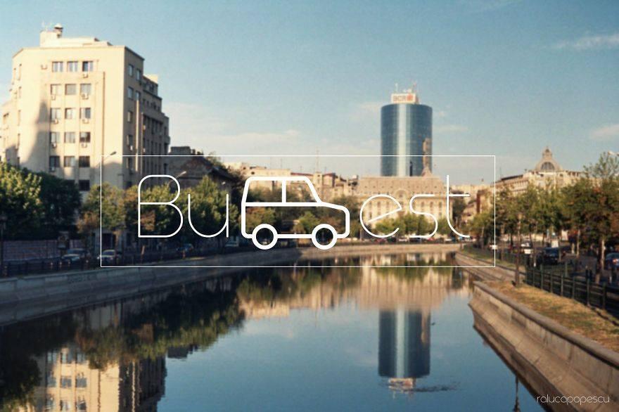nombre de la ciudad Bucarest
