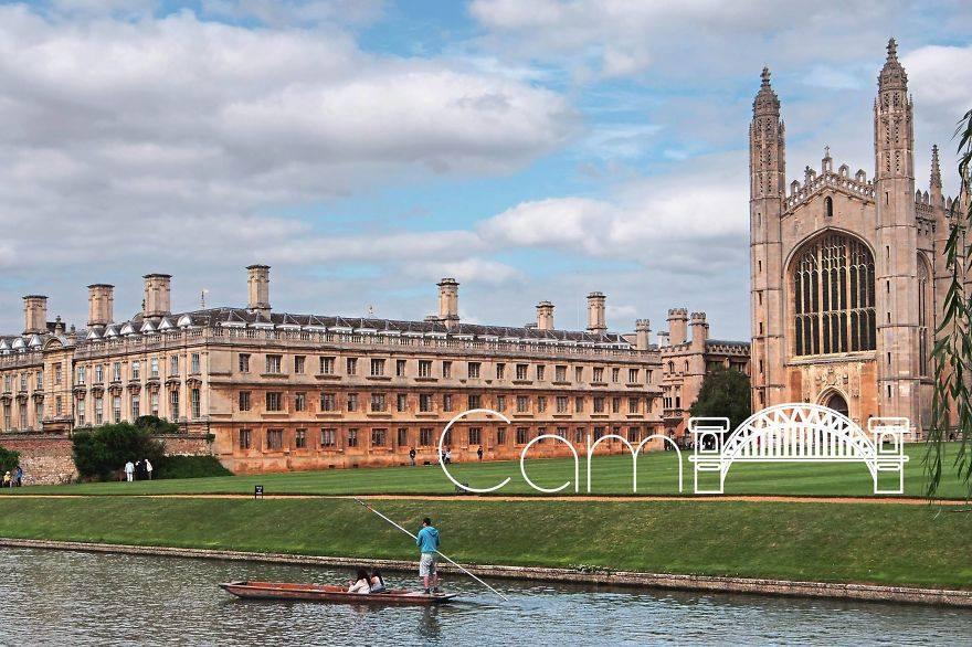 nombre de la ciudad Cambridge