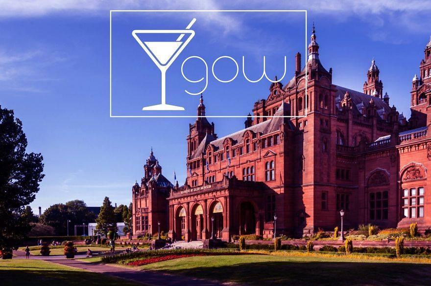 nombre de la ciudad Glasgow