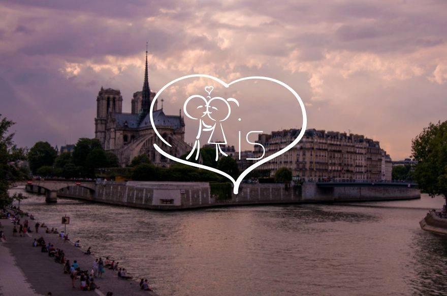 nombre de la ciudad Paris