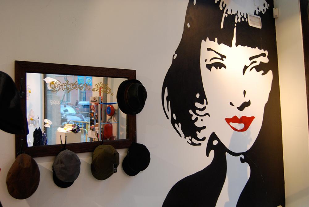 Iguapop, arte y moda urbana en el Born