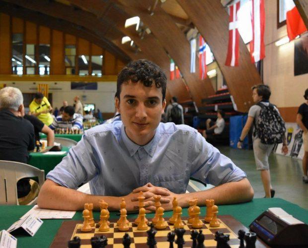 Miguel Santos Ruiz ajedrez utrera