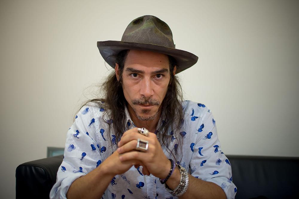 Oscar Jaenada rememora su papel de Camarón