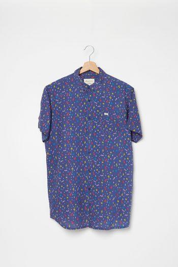 Camisa Kimora Navy