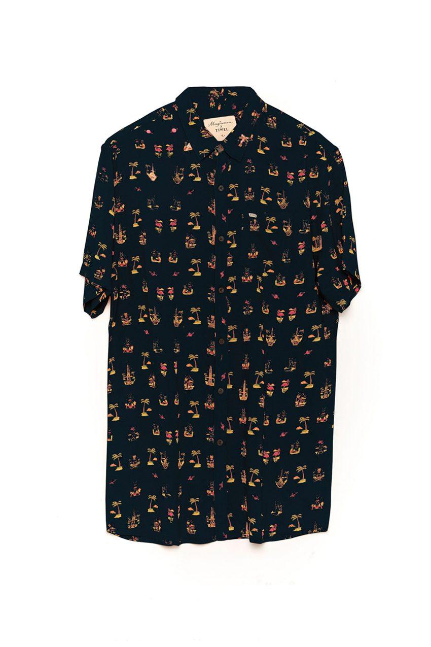Camisa-Yogicool-Faded-Black