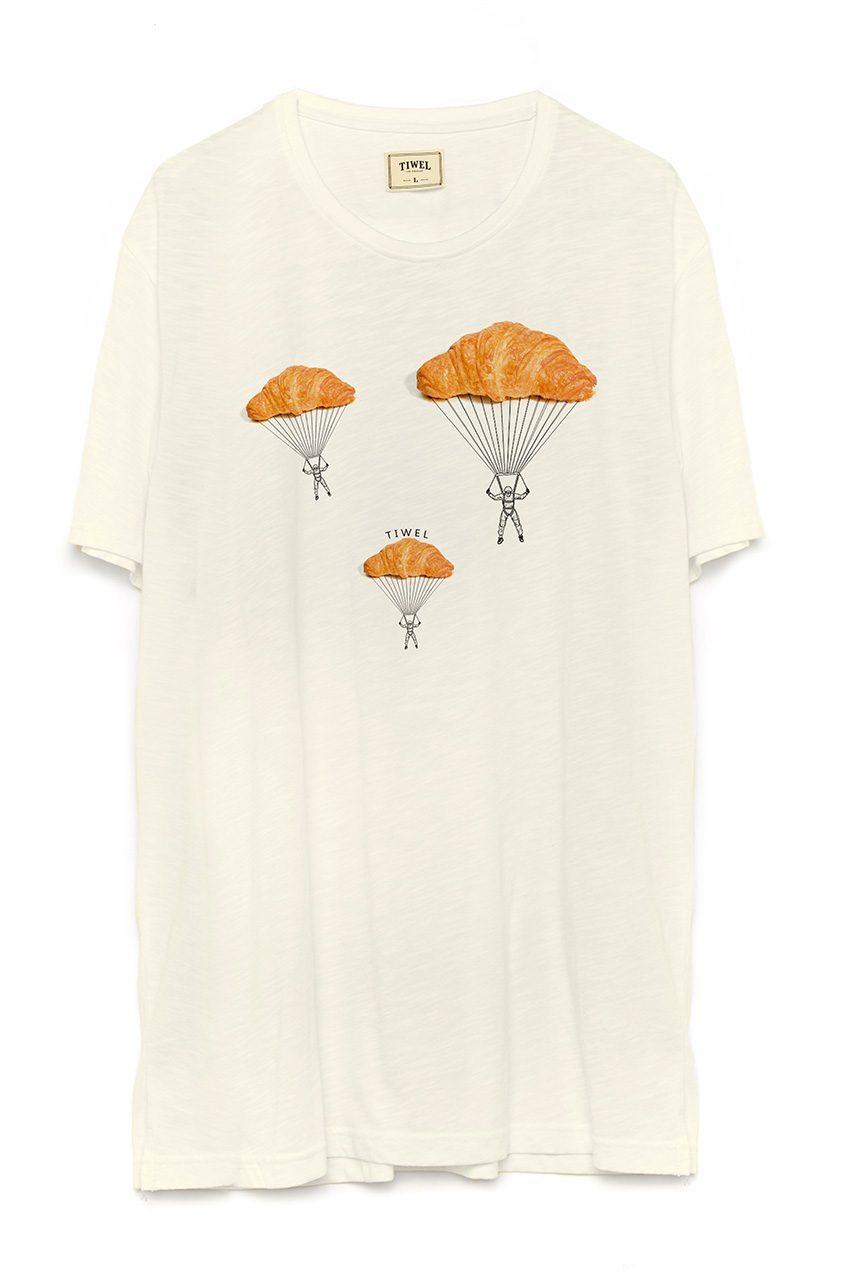 Camiseta-Croisute-Off-White-Melange