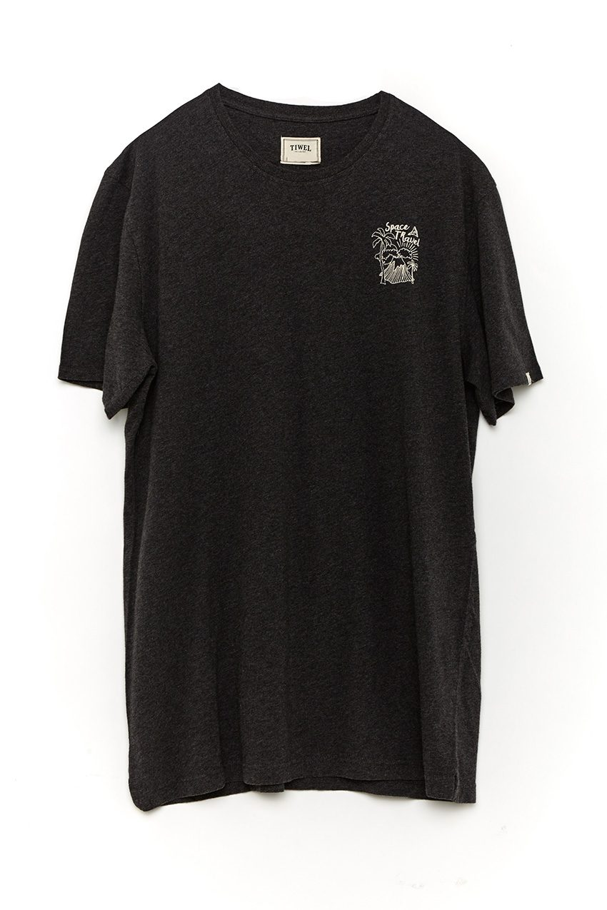 Camiseta-Kohala-Faded-Black-Melange