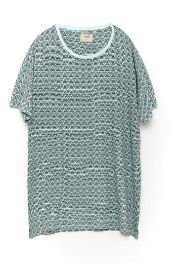 Camiseta Nuwave Ice Blue