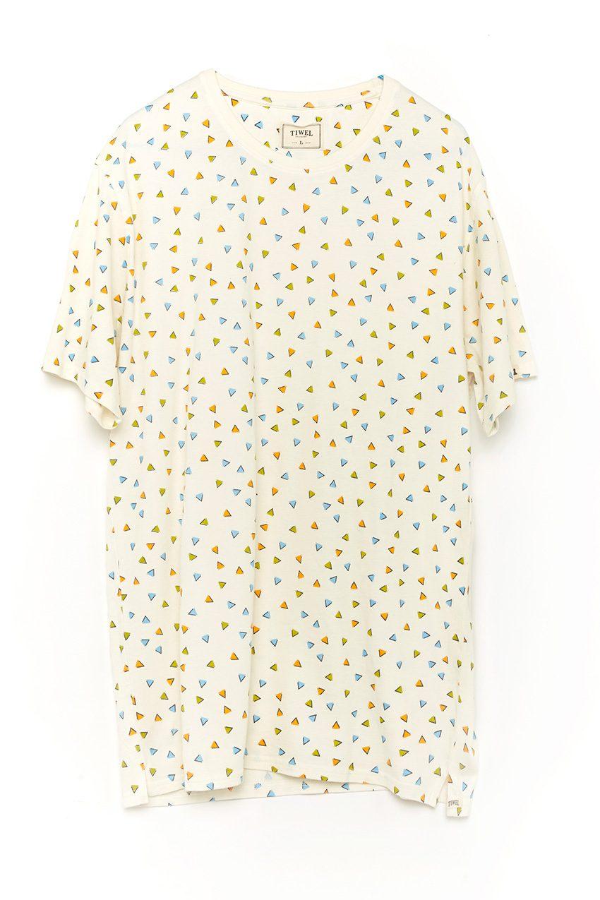Camiseta Peaks Off White
