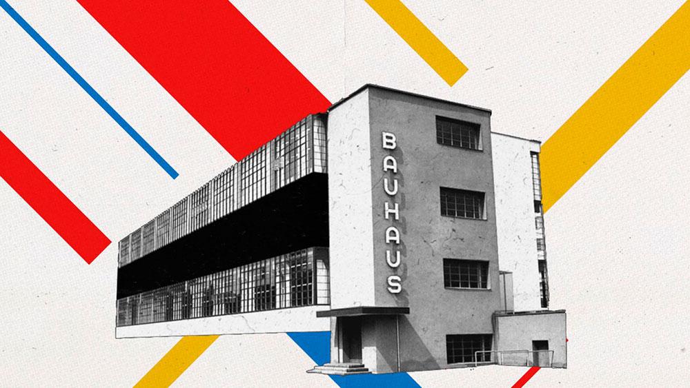 Bauhaus arquitectura estilo