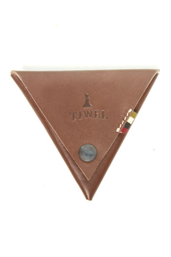 Billetero Tiwel Losh Dark Brown 01