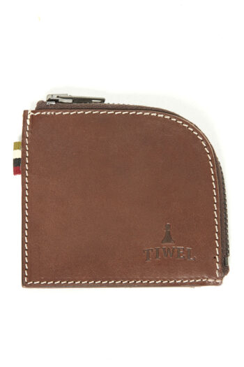 Billetero Tiwel Sibet Dark Brown 01