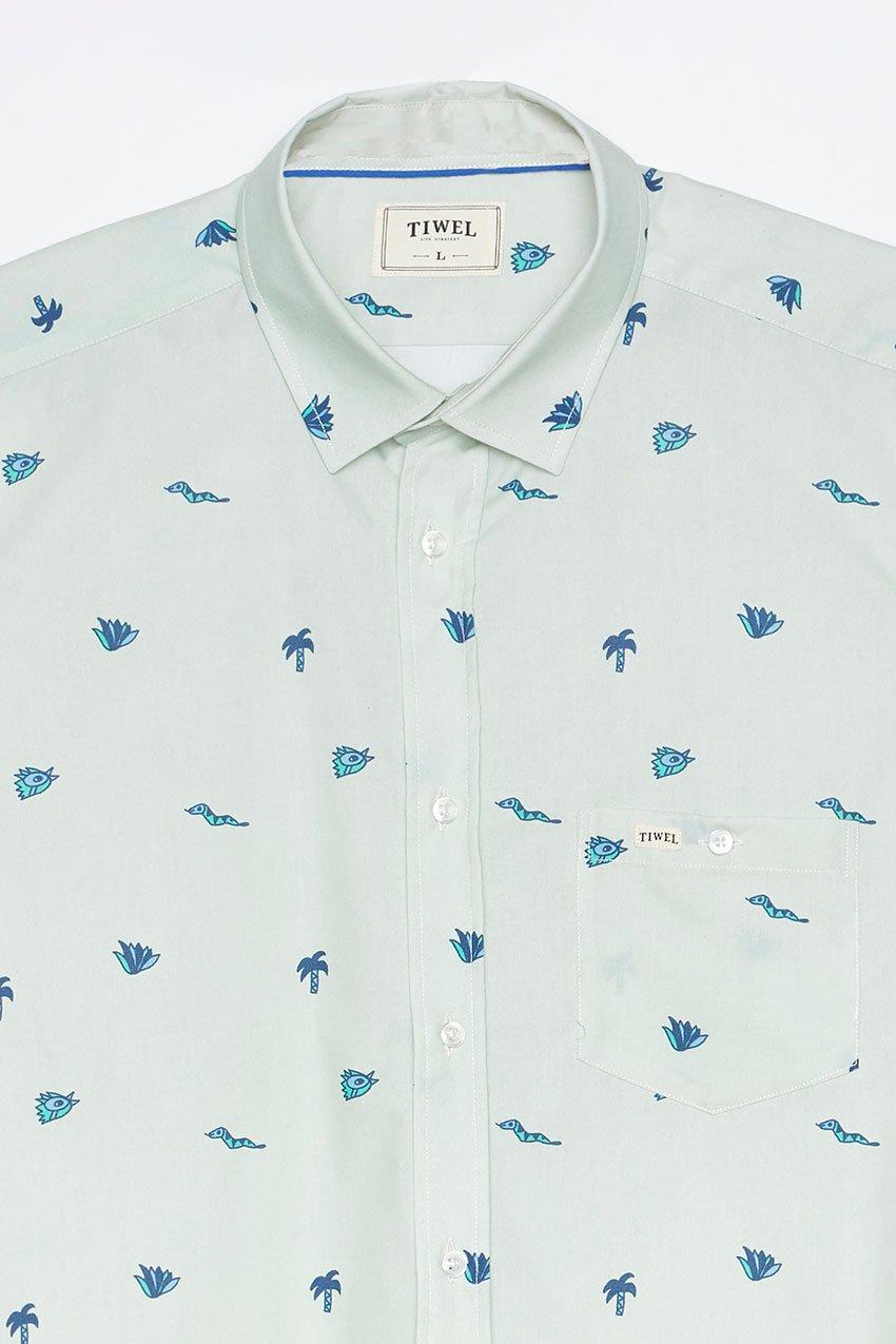 Camisa Addu Tiwel meadow mist 01