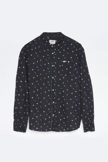 Camisa Algae Tiwel pirate black