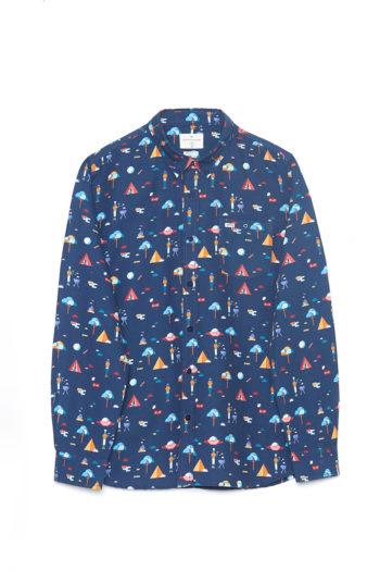 Camisa Alienpic Maria Diamantes