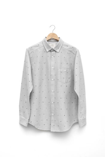 Camisa Amata Grey