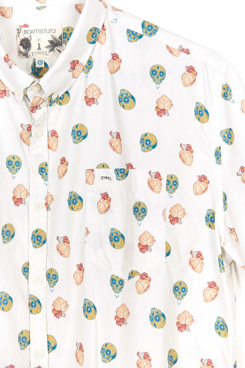 Camisa Boa Mexico Tiwel snow white 04