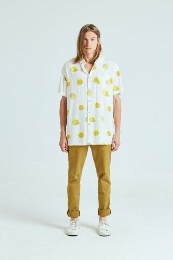 Camisa Fruit Tiwel snow white 01
