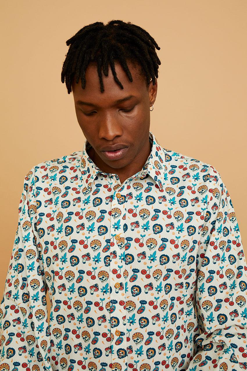Fun Azid Shirt Sequence 05