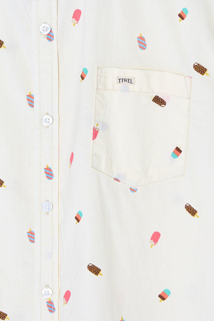 Camisa Ice Tiwel off white 04