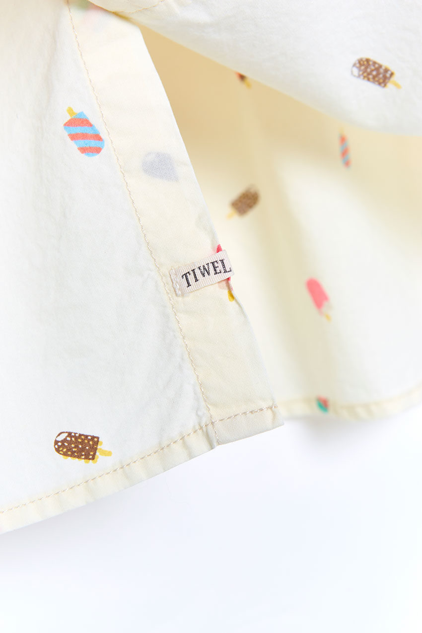 Camisa Ice Tiwel off white 05